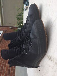 Converse - leather boots