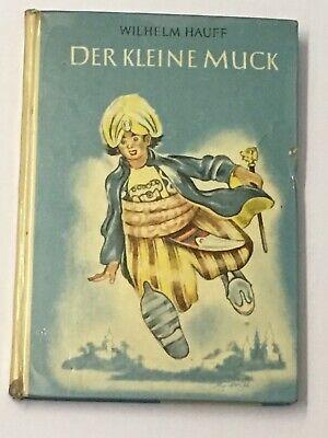 Der Kleine Muck und andere Märchen DDR Kinderbuch Robinsons billige Bücher Bd. 1