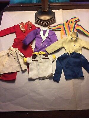1970s Ken Clothes Lot
