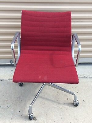 Herman Miller Eames Aluminum Group Management Office Chair 1981