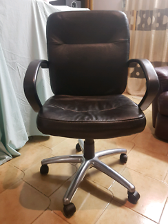study chair from officeworks office chairs gumtree australia