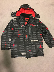 Boys size 12 winter coat and snow pant London Ontario image 1