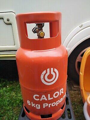 Calor 6kg Full Gas Bottle