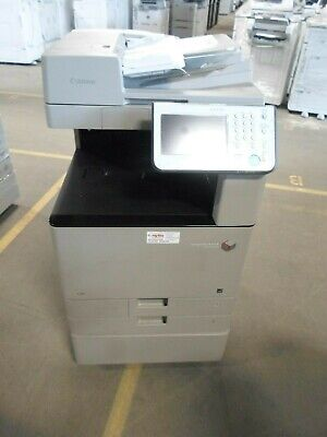 Canon Imagerunner Advance C3325i Color Copier Total Meter 67k - Ct