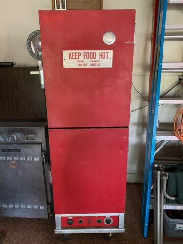 Cres Cor Heated  Insulted Holding Cabinet