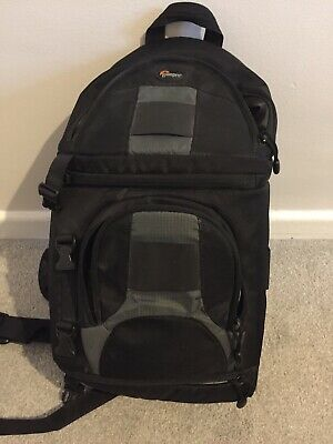 Lowerpro Camera Backpack Slingshot 200 AW With Rain cover Excellent Condition