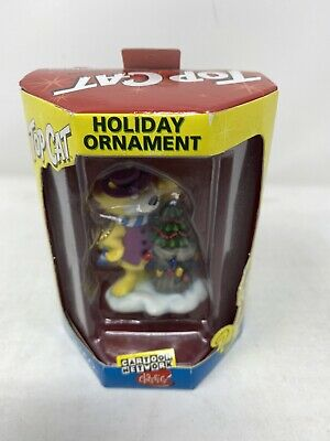 Top Cat Holiday Ornament Cartoon Network Classics 1999