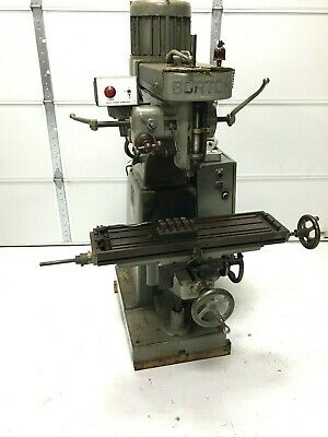 Gorton 0-16 Milling Machine