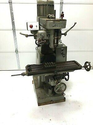 Gorton 0-16 Milling Machine