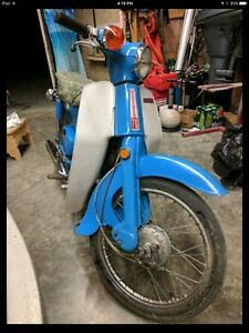 AWESOME VINTAGE HONDA SCOOTER ***PRICE DROP***