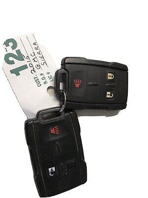 GMC Sierra Pickup Chevrolet Truck Keyless Entry Remote Key Fob Transmitter GM