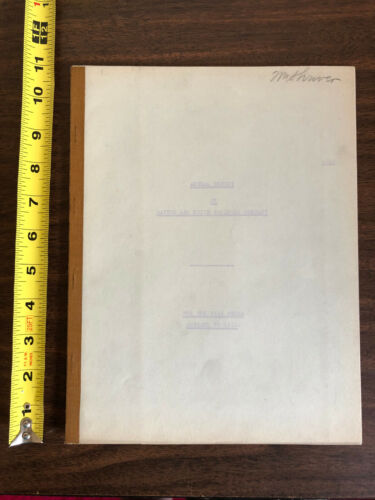 1912 Dayton and Union Railroad Company Annual Report Year End October 31-1912