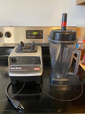 Vitamix Drink Machine With Base Blender Wand Stuck On High Needs Switch