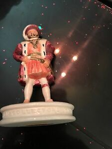 Sebastian porcelain figurine of Henry XIII