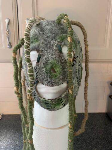 Slipknot Mask Corey Taylor Ghost Glow Mask 1999 Mushroomhead