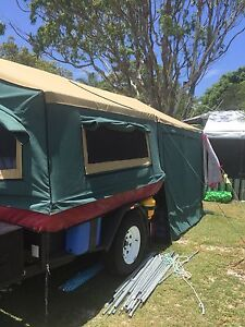 MDC Camper Trailer Boondall Brisbane North East Preview
