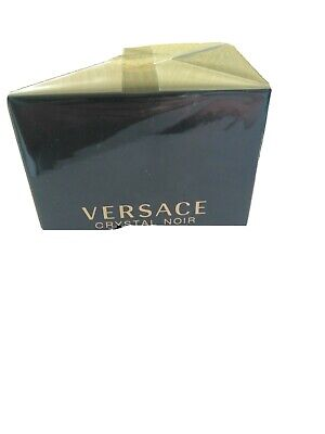 Versace CRYSTAL NOIR EDT Spray 90ml NEW *made in Italy*FREE P&P