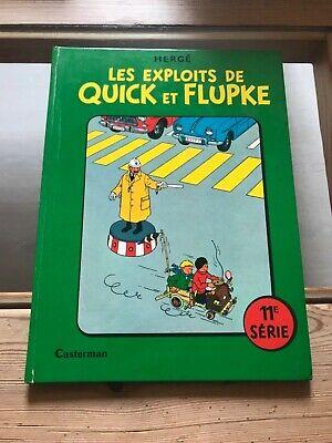 Quick et Flupke 11e série - EO TBE
