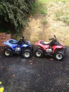 kazuma 50 cc quads x2 Eltham Nillumbik Area Preview