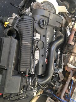 Ford Focus xr5 turbo engine