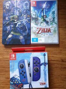 Brand New Legend of Zelda Skyward sword with Joycons