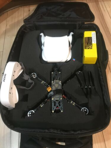 "5"" FREESTYLE FPV DRONE STARTER KIT PRO BUILT & TUNED RTF"