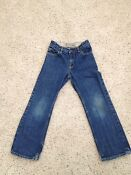 Boys Jeans Size 8 Adjustable Waist