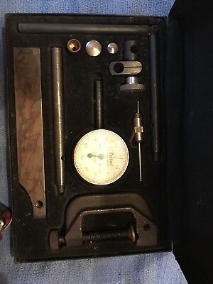 Central Tool Co. Dial Test Indicator Set