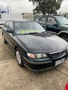 1998 MAZDA 626 Campbellfield Hume Area Preview