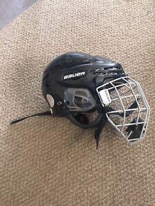 SR hockey helmet. Small