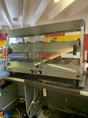 Star Manufacturing Hfm2-7 Counter Food Warmer Display Case