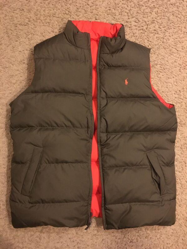Polo Ralph Lauren Reversible Vest Boys (18-20)