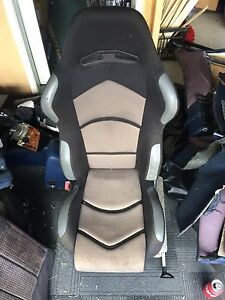 2 Racing car seats Appin Wollondilly Area Preview