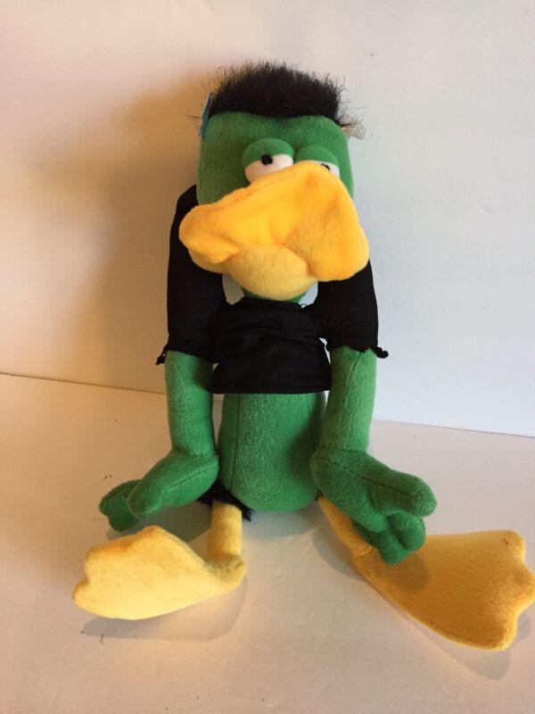 Looney Tunes Frankenstein Daffy Duck Plush Stuffed Animal Warner Brothers