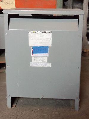 Square D 15kva Transformer 3 Phase 460v-460v266v Delta Wye 480v 277v 440v