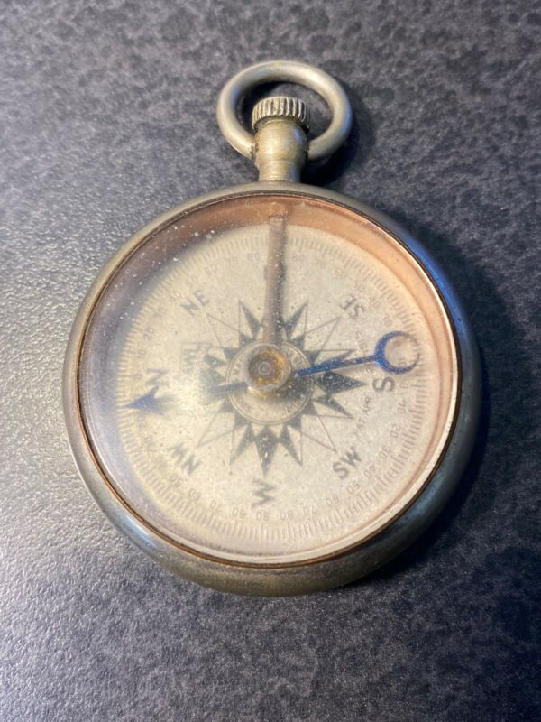 LeeDawl Compass -Short Mason Patented April 20 1915