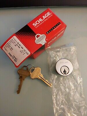 New Schlage Everest Level1 Mortise High Security Lock 26-021 626 1 14 C123