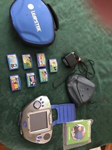 Leap frog leapster with games