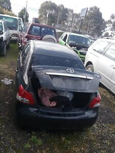 NOW WREAKING TOYOTA YARIS YRS BLACK  COLOR ALL PARTS 2007 Dandenong South Greater Dandenong Preview