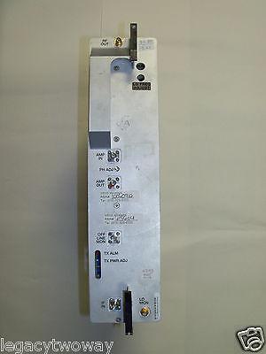 California Microwave Telestar 6 Transmitter Model Mth1377a Motorola Mlh1206b