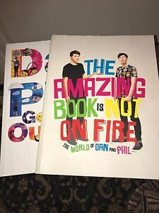 Dan and Phil books Seville Grove Armadale Area Preview