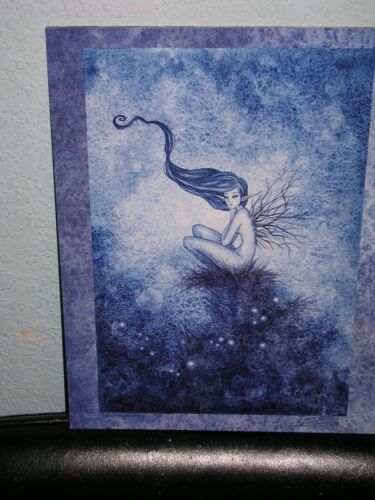 Amy Brown - Lullaby - OUT OF PRINT - SIGNED