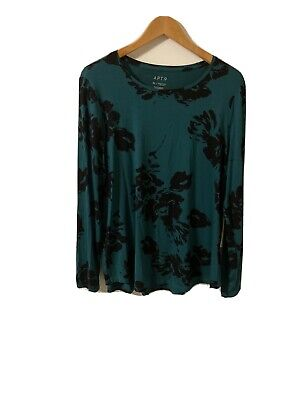 Long Sleeve Top From Apt. 9 From This Season- NWOT Season Long Sleeve Top