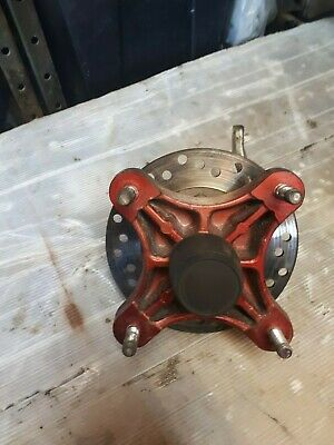 Dinli quadzilla 450 2013 Front Right wheel hub brake disc breaking quad for sale  Bristol