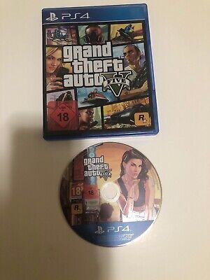 (MA2) Grand Theft Auto V (Sony PlayStation 4, 2014), VERY GOOD