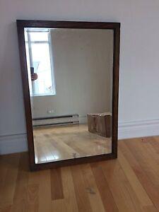 Miroir antique d'origine