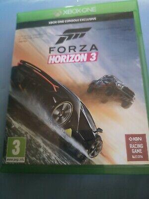 Forza: Horizon 3 Xbox One Edition