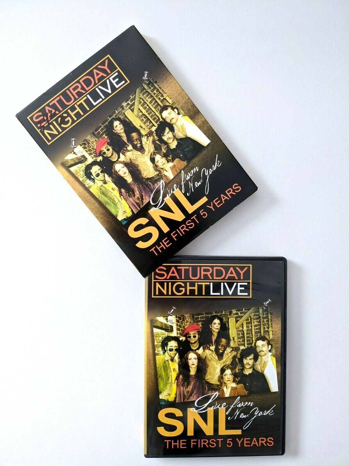 DVD SNL Saturday Night Live The First 5 Five Years Comedy Next To New Condition - $24.34