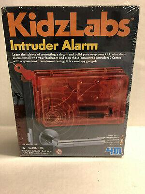 Kidz Labs Intruder Alarm 4M Science Projects Cool Spy Gadget](Cool Science Gadgets)