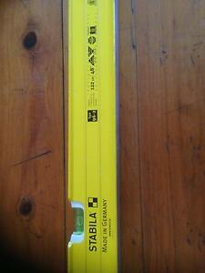 STABILA 1220 mm LEVEL, BRAND NEW NEVER USED !!!!! Maroubra Eastern Suburbs Preview